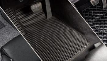 Как выбрать коврики в авто?