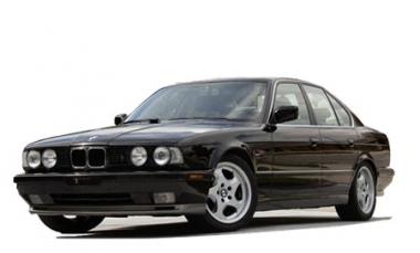 Коврики EVA BMW 5 (Е34) 1988 - 1997 (седан)