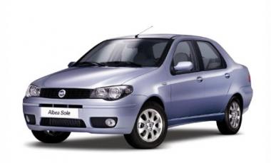 Коврики EVA Fiat Albea 2002 - 2012