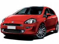 Коврики EVA Fiat Punto Evo 2009 - 2012