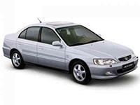 Коврики EVA Honda Accord VI Hatchback 1998 - 2002