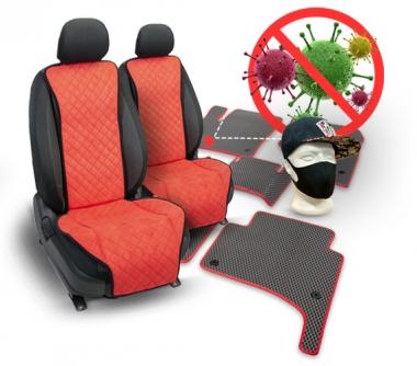 Защитный комплект Защитный комплект автомобилиста MAXI