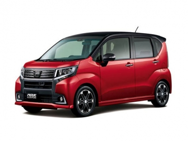Коврики EVA Daihatsu Move VI 2012-2020