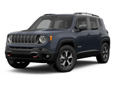 Коврики EVA Jeep Renegade I 2014 - н.в